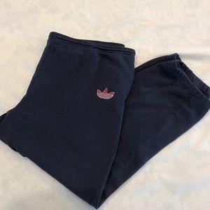 Vintage Men's Adidas Sweatpants Size XL